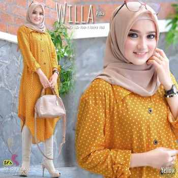 Baju Tunik Modern Willa