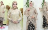 45+ Model Kebaya Muslim Modern Stylish Terbaru